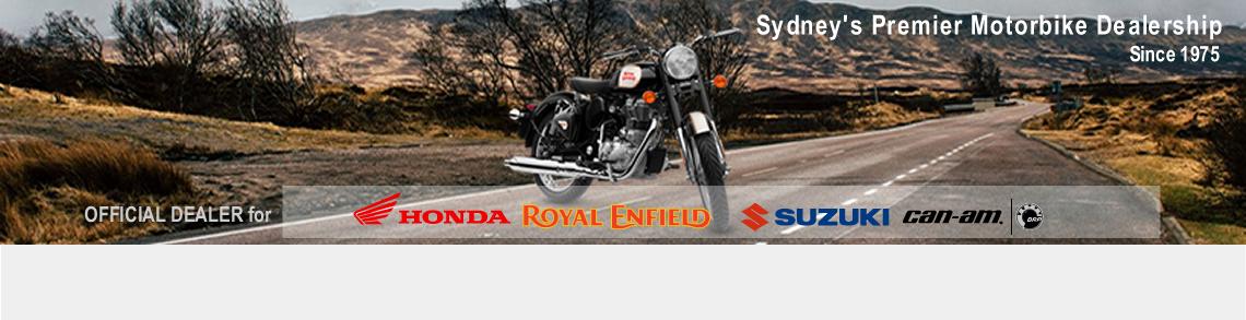 Royal Enfield Homepage